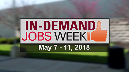 IN-DEMAND JOBS WEEK